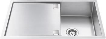 Кухонная мойка Smeg LR 861 мойка lse40a 2 smeg
