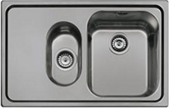 Кухонная мойка Smeg SP 7915 SN мойка lv100s smeg