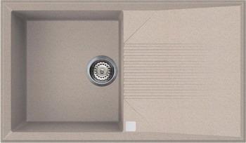 Кухонная мойка Smeg LSEQ 861 AV овес (GRANITEK) smeg lgm 861 s 2