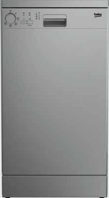 Посудомоечная машина Beko DFS 05010 S посудомоечная машина beko dfs 05010 w