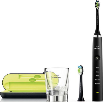 Электрическая зубная щетка Philips HX 9352 Sonicare DiamondClean glass cup for charger hx9100 sonicare diamondclean toothbrush hx9340 hx9342 hx9313 hx9333 hx9362 hx9382 hx9302 hx9350 6530 6930
