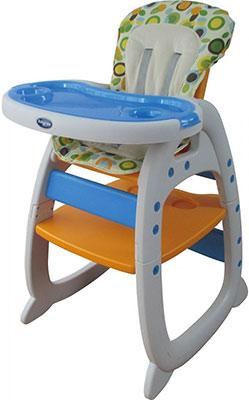 Стульчик для кормления Baby Care O-ZONE Orange
