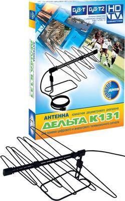 ТВ антенна DELTA ДМВ-К131 тв антенна delta дмв к131