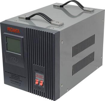 Стабилизатор напряжения Ресанта АСН-3 000/1-Ц стабилизатор электронного типа настенный асн 10 000 н 1 ц lux ресанта