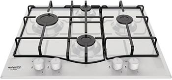 Встраиваемая газовая варочная панель Hotpoint-Ariston 642 PCN /HA(WH) hotpoint ariston pcn 642 ixha ru