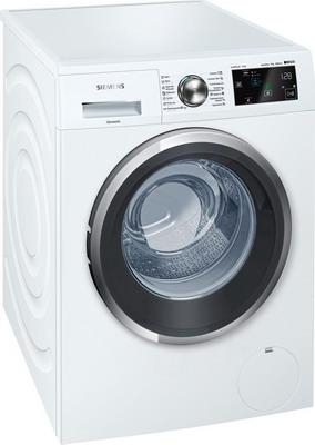 Стиральная машина Siemens WM 14 T 691 OE встраиваемая стиральная машина siemens wk 14 d 541 oe
