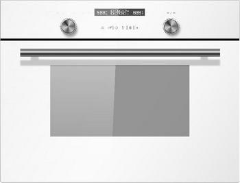 Встраиваемый электрический духовой шкаф Midea TF 944 EG9-WH встраиваемый духовой шкаф midea eth901gc wh