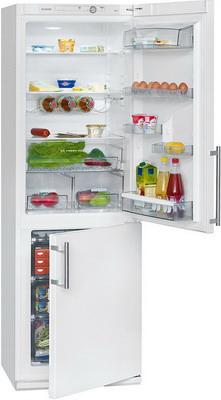 Двухкамерный холодильник Bomann KGC 213 weiss