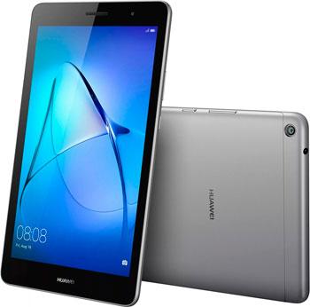 Планшет Huawei Mediapad T3 8.0 16 Gb LTE серый huawei mediapad t1 lte 8 16gb [t1 821l ] 8 silver white 8 1280x800 16 гб wi fi bluetooth 3g 4g lte gps глонасс android 4 3