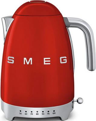 цена на Чайник электрический Smeg KLF 04 RDEU красный