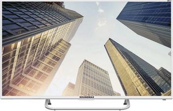 LED телевизор Soundmax SM-LED 32 M 08 белый