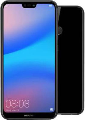 Мобильный телефон Huawei P 20 Lite черный