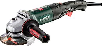 Угловая шлифовальная машина (болгарка) Metabo WEV 1500-125 RT 601243000 цена