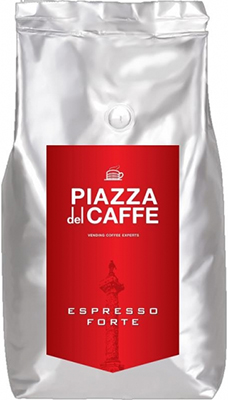 Кофе зерновой Jardin Piazza Del Caffe Espresso Forte 1кг