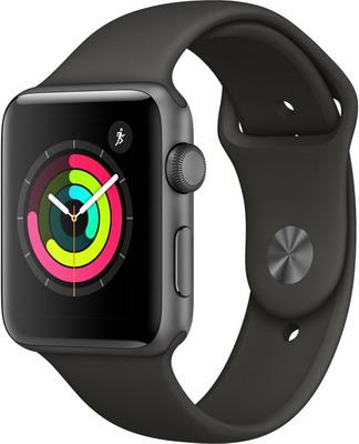 Часы Apple Watch Series 3 42 mm Grey Al Grey (MR 362 RU/A)