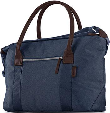 Сумка для коляски Inglesina «Quad Day Bag» Oxford Blue AX 60 K0OXB hot selling anime inuyasha sesshoumaru cosplay shoulders oxford bag backpack cartoon cute schoolbag satchel book bags