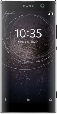 Мобильный телефон Sony Xperia XA2 черный мобильный телефон sony ericsson u100i yari u100