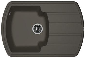 Кухонная мойка Florentina Нире-760 антрацит FSm мойка florentina нире 760 антрацит