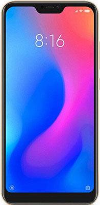 Мобильный телефон Xiaomi Mi A2 Lite 3/32 Gb золотой мобильный телефон jiayu g6 mtk 6592 octa core 2 16 13 0mp android 3 g wcdma 5 7 ips 1920 1080