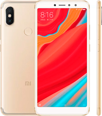 Мобильный телефон Xiaomi Redmi S2 4/64 Gb Dark Gold смартфон xiaomi redmi 4x 16gb gold