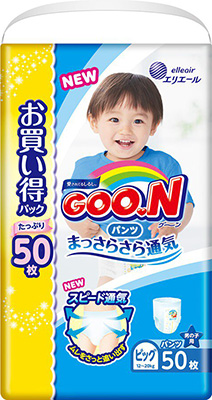 цена на Подгузники-трусики GooN 12-20кг д/м (50шт)XL 853158
