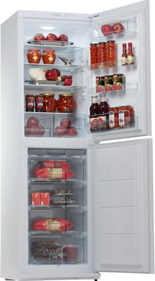 Фото - Двухкамерный холодильник Snaige RF 35 SM-S 10021 двухкамерный холодильник hitachi r vg 472 pu3 gbw