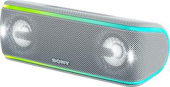 Портативная акустика Sony SRS-XB 41 W белый universal battery charger w usb outlet for sony ericsson x10i more black 2 flat pin plug