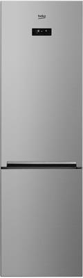Двухкамерный холодильник Beko CNKL 7356 EC0X холодильник beko rcnk365e20zx двухкамерный нержавеющая сталь