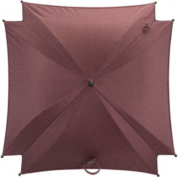 Зонтик Silver Cross WAVE parasol CLARET SX 5029.CLSI аксессуар mega sx 150