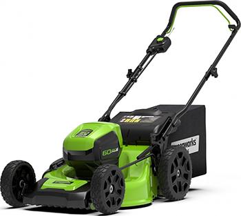 Колесная газонокосилка Greenworks GD 60 LM 46 HPK4 2502807 UB