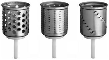 Ножи-барабаны дополнительные для овощерезки, 3шт. KitchenAid EMVSC барабаны для строевых маршей в алматы