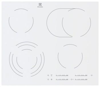 Встраиваемая электрическая варочная панель Electrolux EHF 96547 SW варочная панель electrolux ehf 96547 sw