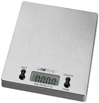 Кухонные весы Clatronic KW 3367 EDS кухонные весы clatronic kw 3412 inox