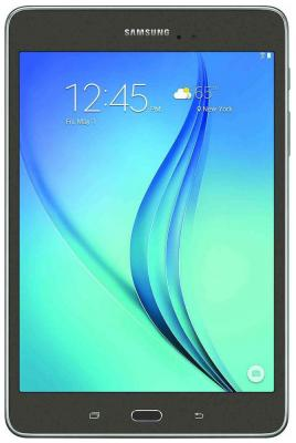 Планшет Samsung Galaxy Tab A 8.0 SM-T 350 16 Gb черный аксессуар чехол samsung galaxy tab a 7 sm t285 sm t280 it baggage мультистенд black itssgta74 1