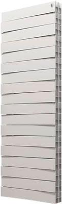 Водяной радиатор отопления Royal Thermo PianoForte Tower/Bianco Traffico - 18 секц.
