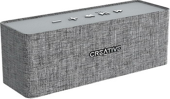 Портативная акустика Creative NUNO Grey портативная акустика bose soundlink revolve plus lux grey