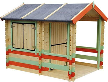 Детский игровой домик Paremo PS 217-11 Игровой домик для детей Оливия  в цвете худи print bar новогодняя фантазия