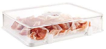 Kонтейнер для холодильника Tescoma PURITY для колбасы 891826