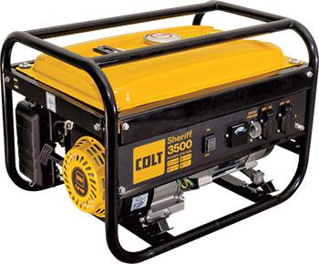 Электрический генератор и электростанция Colt Sheriff 3500