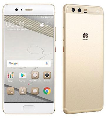 Мобильный телефон Huawei P 10 Dual sim 4/32 GB золотистый ноутбук lenovo 320 15iap intel n4200 4gb 500gb amd r520m 2gb 15 6 fullhd win10 grey