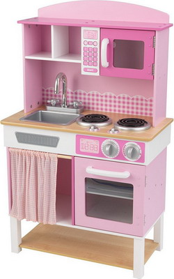 Деревянная кухня KidKraft Домашний шеф-повар 53198_KE ваш домашний повар картошка чудо рецепты