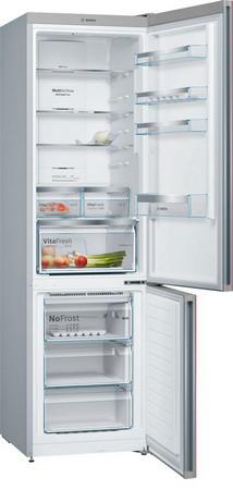 Двухкамерный холодильник Bosch KGN 39 JR 3 AR холодильник bosch kgn39nw13r двухкамерный белый