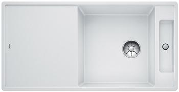 Кухонная мойка BLANCO AXIA III XL 6 S InFino Silgranit белый ( столик ясень) 523504 кухонная мойка blanco axia iii xl 6 s infino silgranit мускат столик ясень 523508