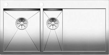 Кухонная мойка BLANCO ZEROX 6S-IF/А (чаша слева) нерж. сталь зеркальная полировка с клапаном-автоматом 521644 платье vis a vis vis a vis vi003ewapou0 page 9