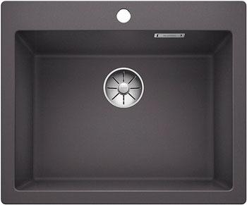 Кухонная мойка BLANCO PLEON 6 темная скала 521679 смеситель для кухни blanco mida темная скала 524209 519424