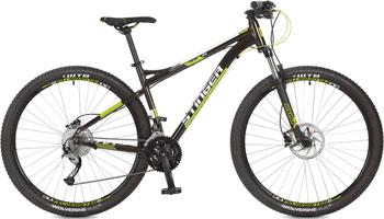 Велосипед Stinger 29'' Zeta HD 20'' черный 29 AHD.ZETAHD.20 BK7 велосипед stinger valencia 2017