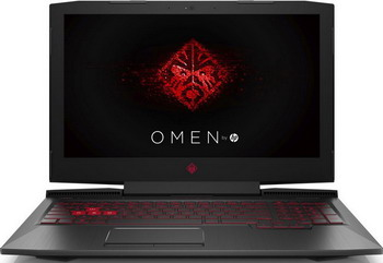 Ноутбук HP Omen 15-ce 013 ur (2CK 16 EA) Shadow black системный блок hp omen 870 150ur