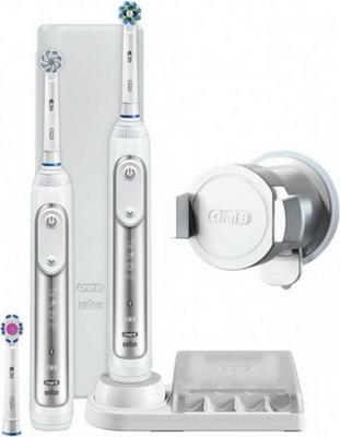 Электрическая зубная щетка BRAUN Genius 8900/D 701.535.5HXC тип 3765 genius hs 300a silver
