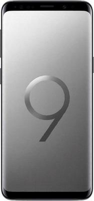 Смартфон Samsung Galaxy S9 64 GB SM-G 960 F титан смартфон samsung galaxy s9 64 gb sm g 965 бургунди