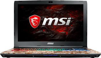 Ноутбук MSI GE 62 7RE-2419 XRU Camo Squad Limited Edition патрон 7 62 54